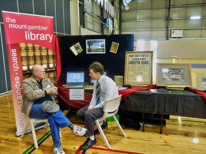 australian history and genealogy expo, history and genealogy, gould genealogy, history, genealogy, genealogy sa, family history, information stall, libraries in Adelaide