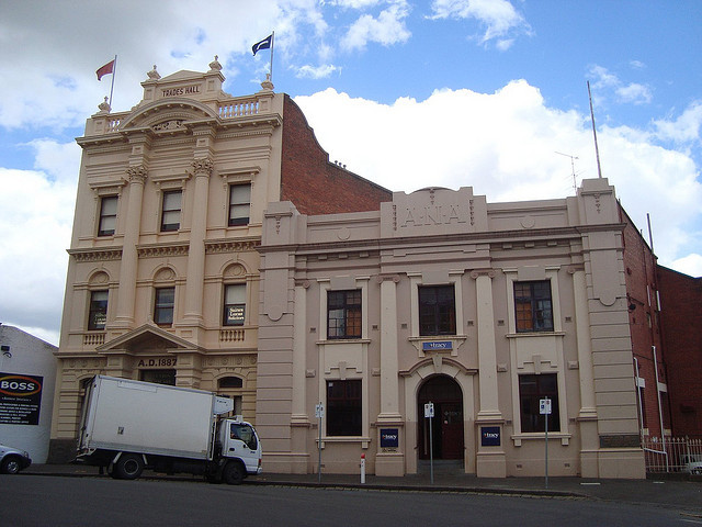 Ballarat Trades Hall and Australian Natives Association