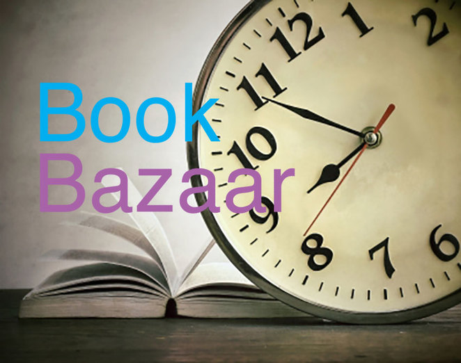 Bazaar 510 Minute Half Price Book Sale