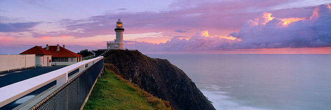 Byron Bay Lighthouse by Mark Gray Photography