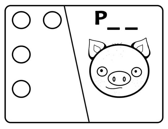 Colouring in P in Braille