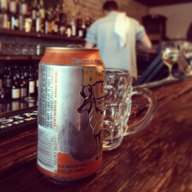 Craft beer North Shore tinnies The Hayberry