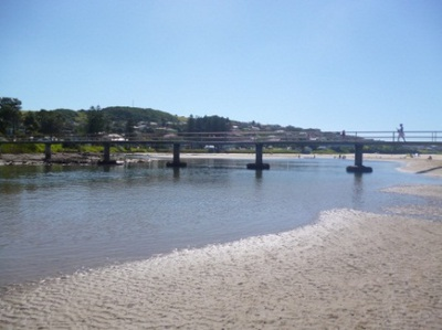 crooked river, seven mile beach, gerroa