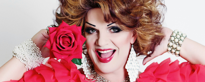 Dolly Diamond, Ther Lady is a Tramp, Fringe World, Ace's Cabaret Downstairs at The Maj