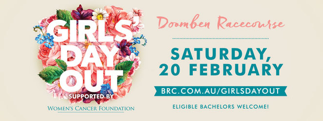 Doomben race course, girls day out, ultimate girls day, hens days, hens night