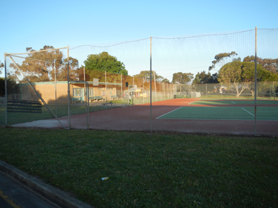 Drysdale Tennis Club Open Day 2014