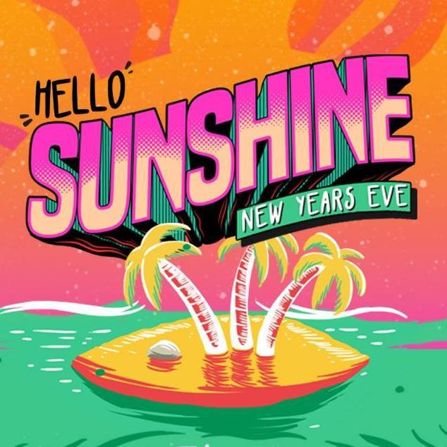 Hello Sunshine New Year's Eve, Magnetic Island, Base Backpackers, New Year's Eve 2016