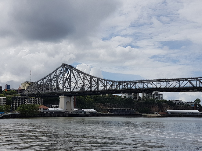 Howard Smith Wharves Brisbane