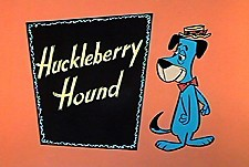huckleberry hound, hanna barbera