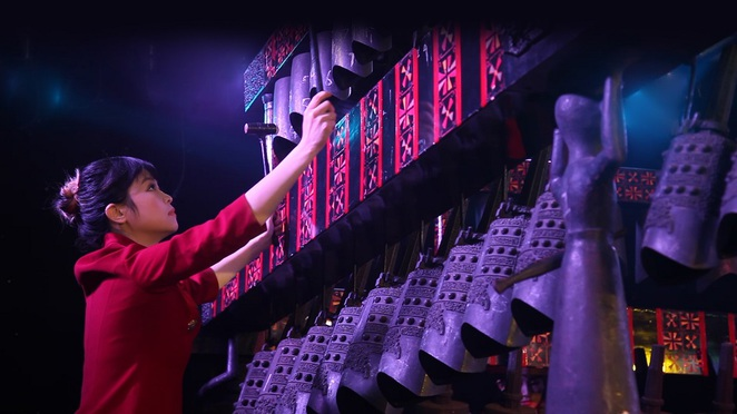 Imperial Bells, Chimes, China, Sydney Opera House