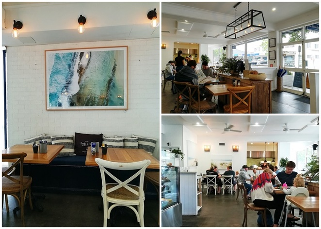 in the kitchen cafe, home interiors, cafe, nelson bay, best cafe, best coffee, best breakfast, port stephens, NSW, cafes in nelson bay, lunch, most popular, homewares, styling, hamptons, coastal hamptons, biggest cafes, good for rainy days,