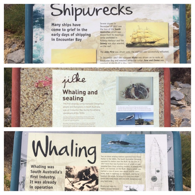 Information Boards