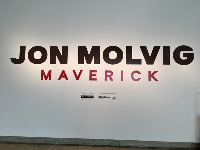 Jon Molvig - Maverick at QAG