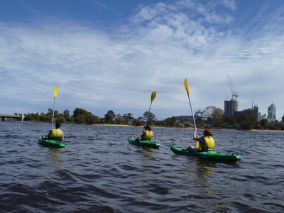 Kayak, Hire, Swan, River, About
