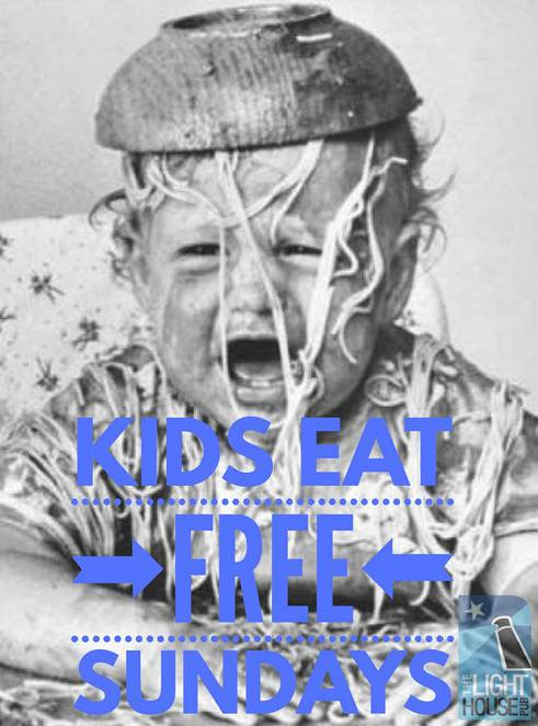 kids eat free, canberra, lighthouse pub, belconnen, ACT,