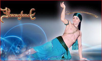 male belly dancers in Melbourne