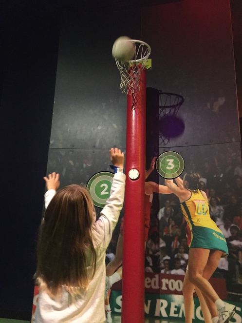 National Sports Museum, footy, football, Melbourne, netball