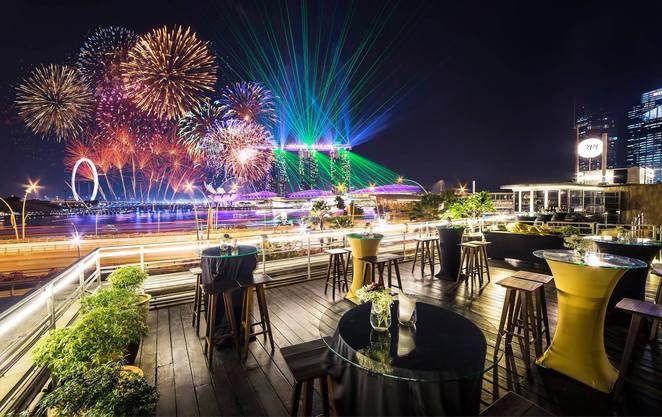 NDP 2017 dining deal, NDP 2017 restaurant deal, best place to see fireworks in Singapore, NDP fireworks, 1919 waterboat house