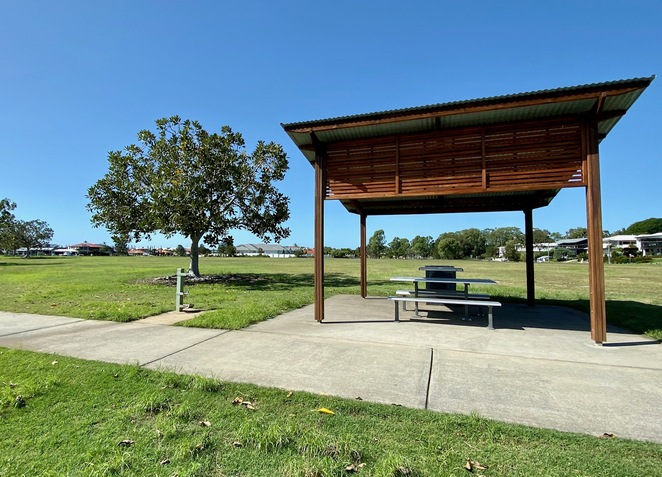Picnic and BBQ facilities are available on the way back to your car