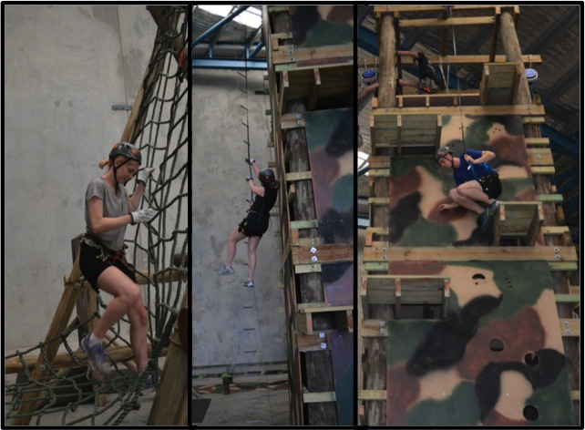 Planet Commando, High Ropes, Fitness, Adventure, Active, Army, Obstacle Course