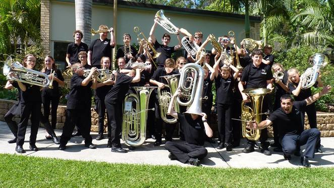 Queensland Youth Band