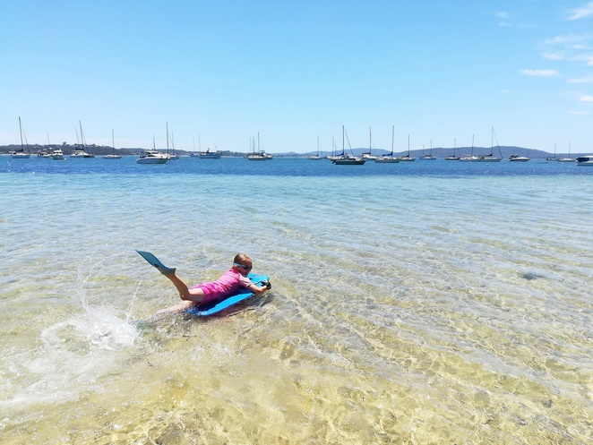 ray woods reserve, nelson bay, swimming, port stephens, NSW, road trips from sydney, port stephens, family friendly, kids, things to do, summer holidays,