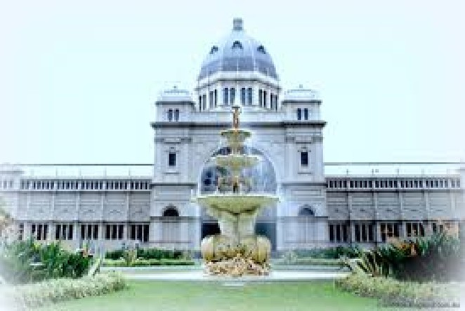 Royal Exhibition Building - Photo Courtesy of MelsSnaps