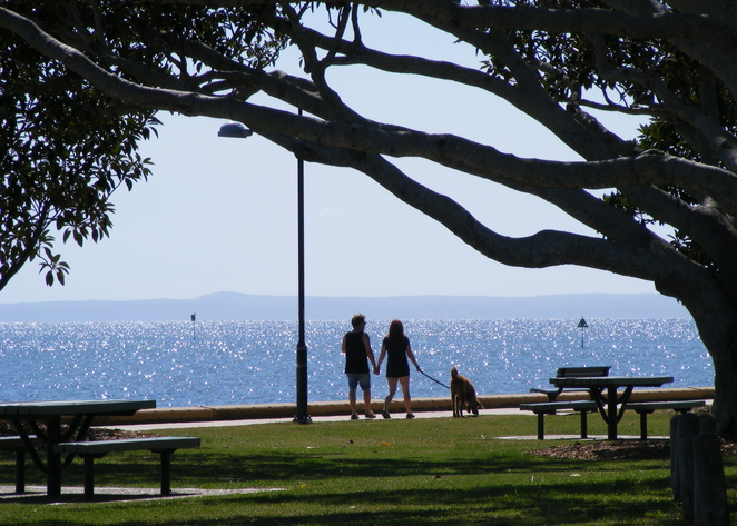 There are many great romantic walks around South East Queensland