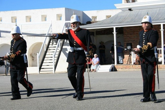 sa history festival, flip the table, games, mt barker railway station, trains, William light, workshop, colonial soldier, fort Glanville, japan, kodomo no hi
