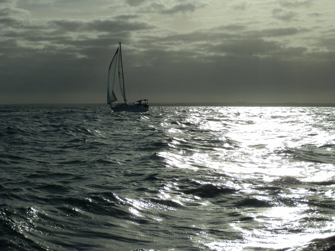 sailing, rough seas, boats, South Australia, water, ocean