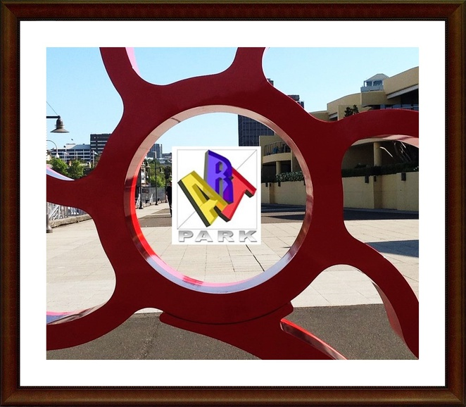 Sculpture on the Wharf