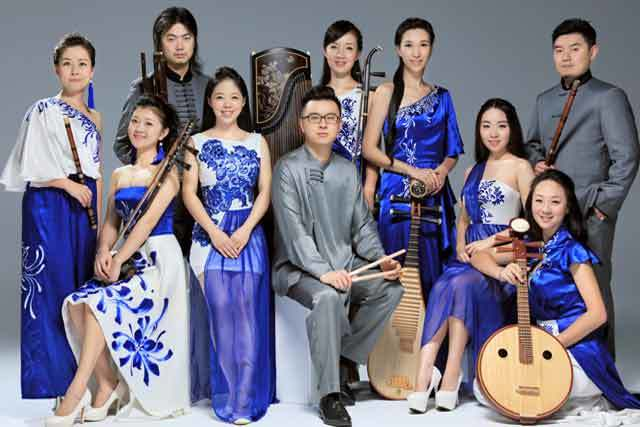 Shanghai Hinmony Chinese Traditional Chamber Ensemble