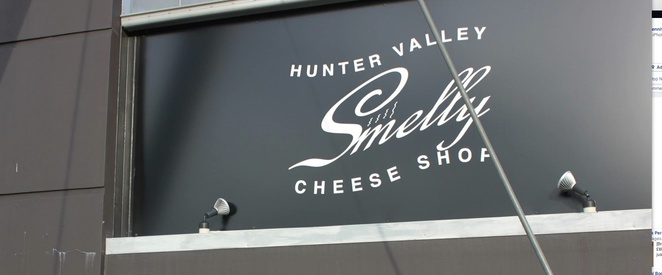 Smelly cheese shop, Hunter Valley, Wine, Holiday