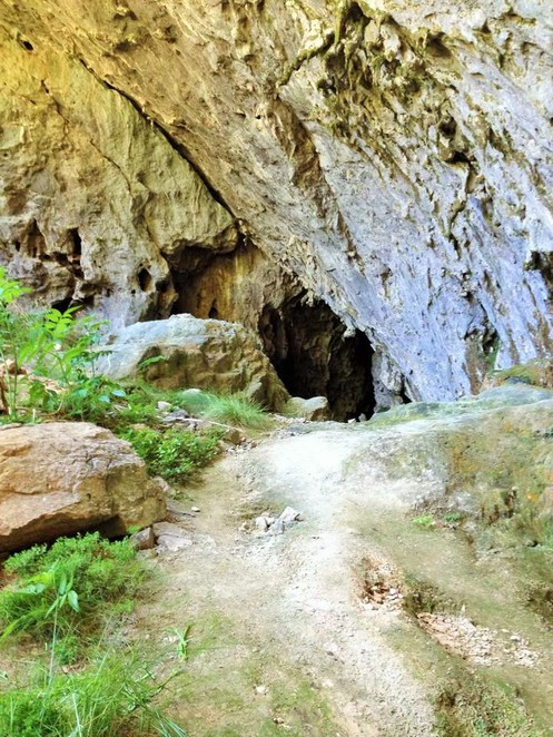 South Glory Cave