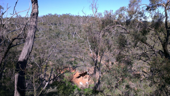 Spring Gully Conservation Park, Cascades Walk, Clare Valley Lookout