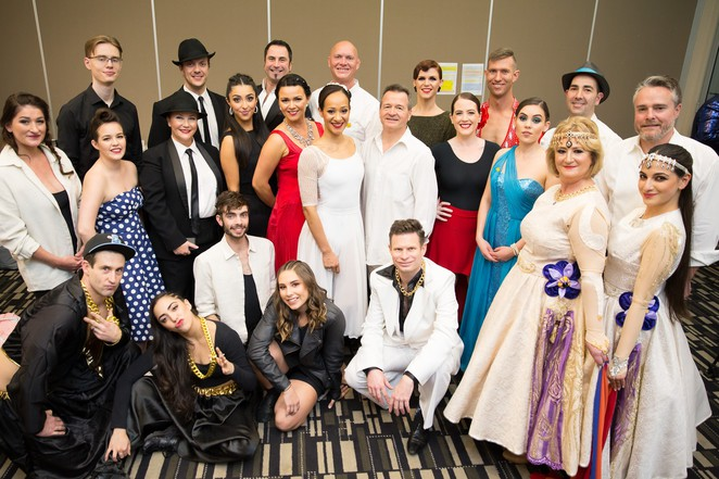 Stars of the North Dance for Cancer, Cancer Council NSW, fundraiser, gala dinner, cancer research, cancer charity, Norths, Luke Simmons, Jono Herrman, Rachel Chappell, North Sydney, Northern Sydney, Daffodil Day, Dancing with the Stars, City2Surf, Pink Ribbon Day