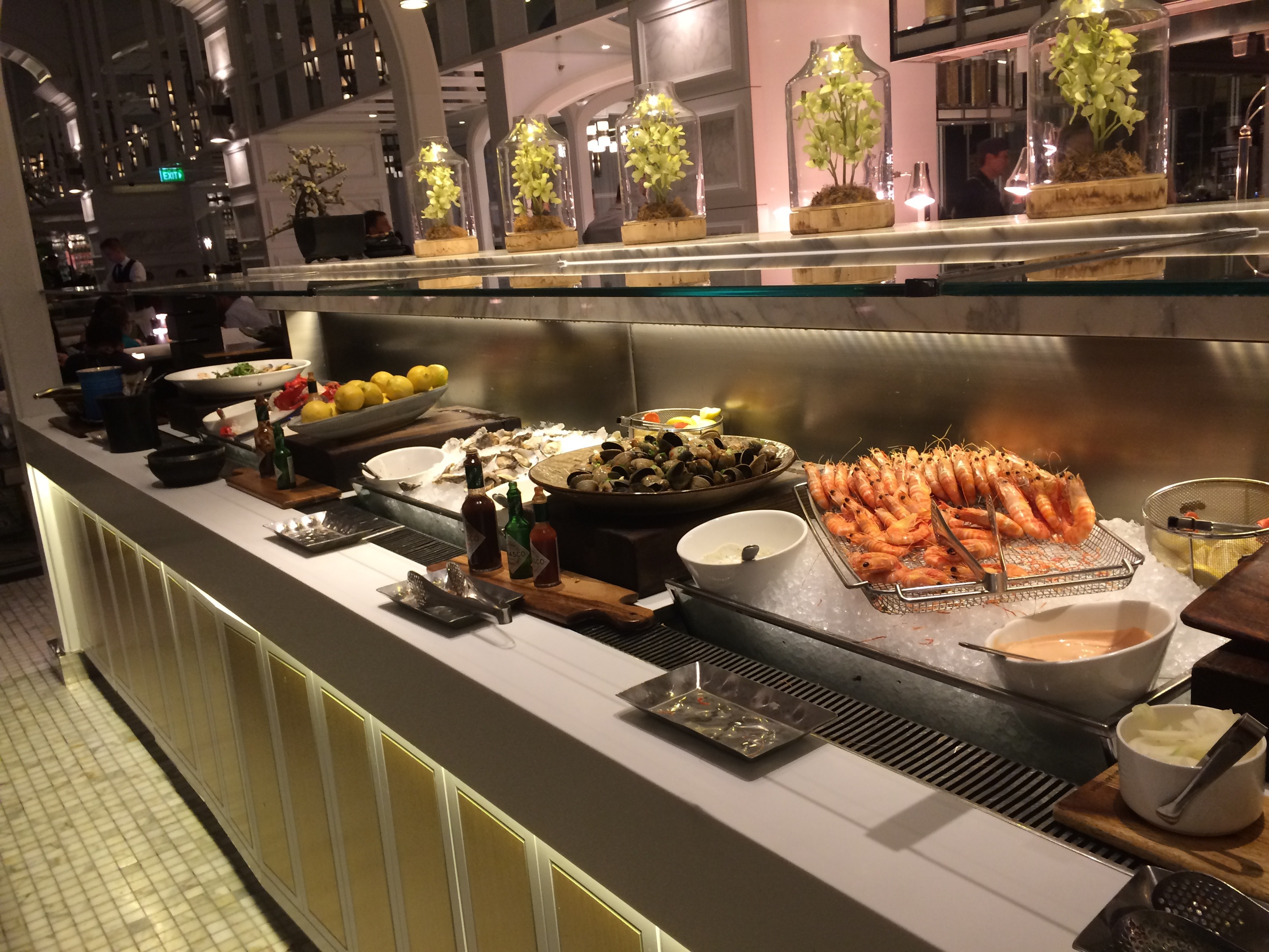 Melbourne Crown Casino Buffet