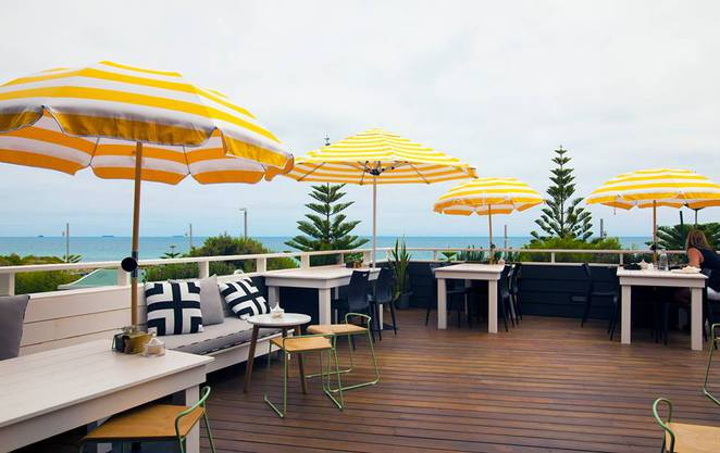 The Deck at The Shorehouse Swanbourne
