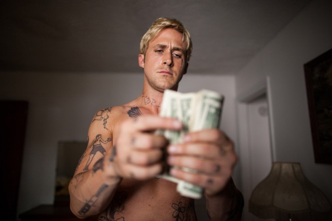 The Place Beyond The Pines. Ryan Gosling