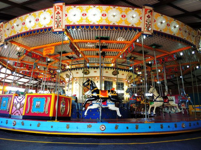 things to do, in adelaide, free, royal show, royal adelaide show, free events, museum, art exhibition, park, carousel