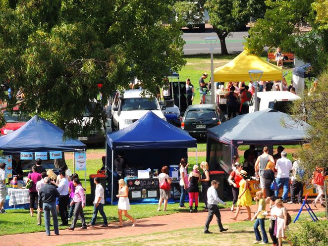 things to do, in adelaide, free, royal show, royal adelaide show, free events, museum, art exhibition, park, fork