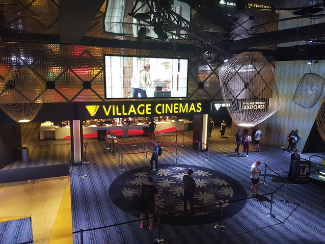 Village Cinemas Crown