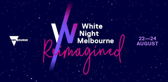 white night melbourne reimagined, white night reimagined, visit melbourne, entertainment, activities, parks and gardens, birrarjng marr, physical realm, fantastic feats of grace and dexterity, the art of performance, treasurey gardens sensory realm, carlton gardens, mysterious creatures, spiritual experiences, spiritual realm, community event, fun things to do, performing arts, roving entertainment, food and drink, deadly questions, where do books come from?, birrarung mar the physical realm, globe, the odd platoon, the odd platoon drummers, heliosphere, white night sign, this girl can at white night, treasure gardens the sensory realm, waterlight graffiti, cluster, pollution pods, iris, songcloud, cocoon, synapse, sensoria, carlton gardens the spiritual realm, the guardian, the swan sisters, the white night messenger, story tree bunjil creation, pleasure, loved, awakened, spirit creatures, energies, superdrone, australian music vault, blak night white night at melbourne museum, nocturnal whitenight rockwiz revolution, steve carr chasign the light, terracotta warriors, guardians of immortality, cai guo-qiang, the transient landscape