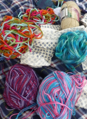 Old wool gets a new life