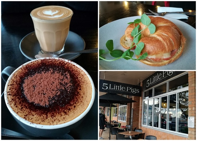 5 little pigs, huskisson, best coffee, best cafe, breakfast, lunch, jervis bay, best cafes in huskisson, best cafes in jervis bay, NSW
