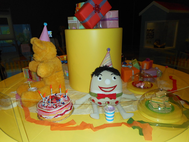 50 years of play school, play school, national gallery exhibition, canberra, national gallery of australia, ACT,