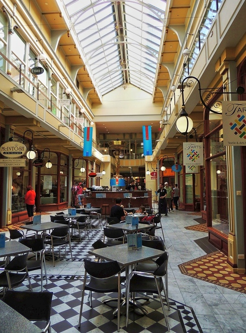 adelaides scariest place, scariest place, haunted, ghosts, spooky, freaky, adelaide arcade, torrens island, z ward, gays arcade