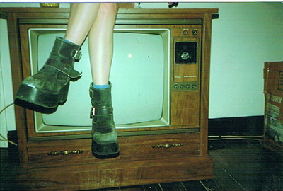 Boots on TV
