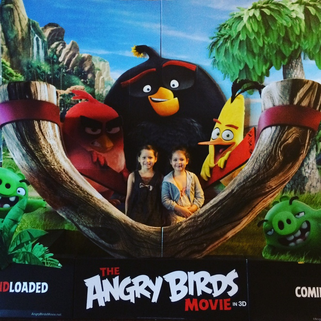 angry birds, the movie, movie review