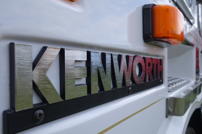 Annual Penrith Working Truck Show 2015 Kenworth